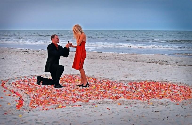 Как девушке лучше сделать предложение девушке выйти замуж