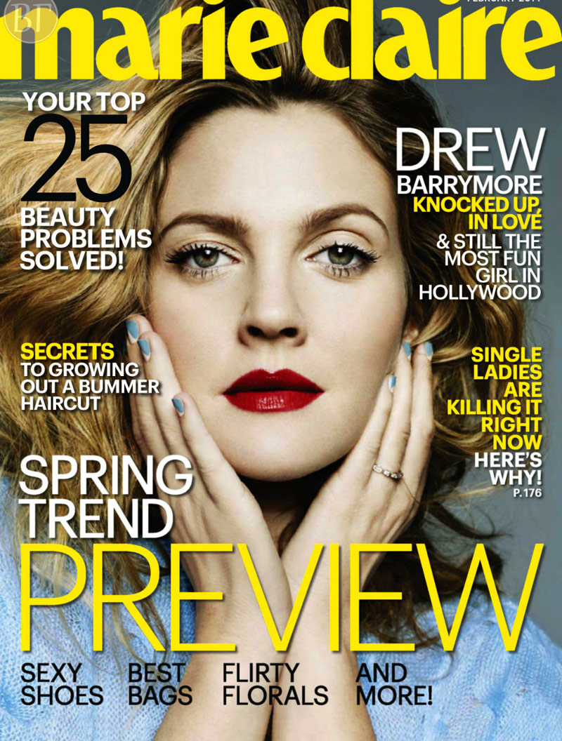 drew-barrymore-marie-claire-2014