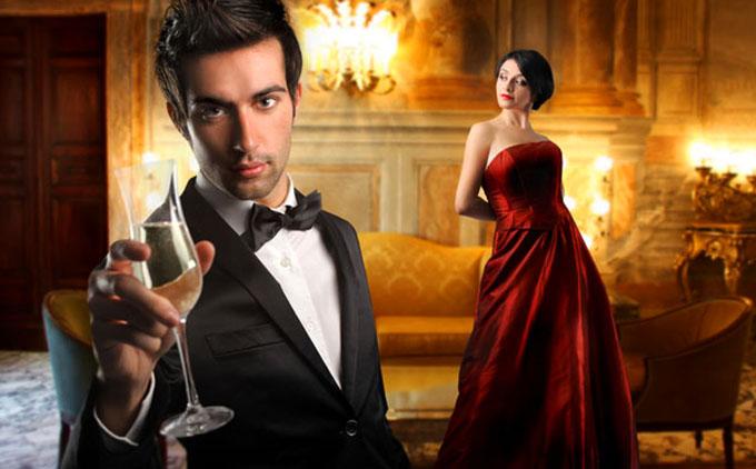 Как познакомиться с богатой девушкой в москве