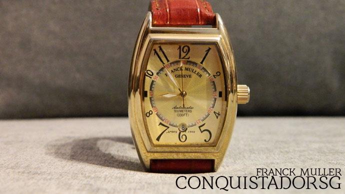 Franck muller conquistadorsg часы сколько стоят