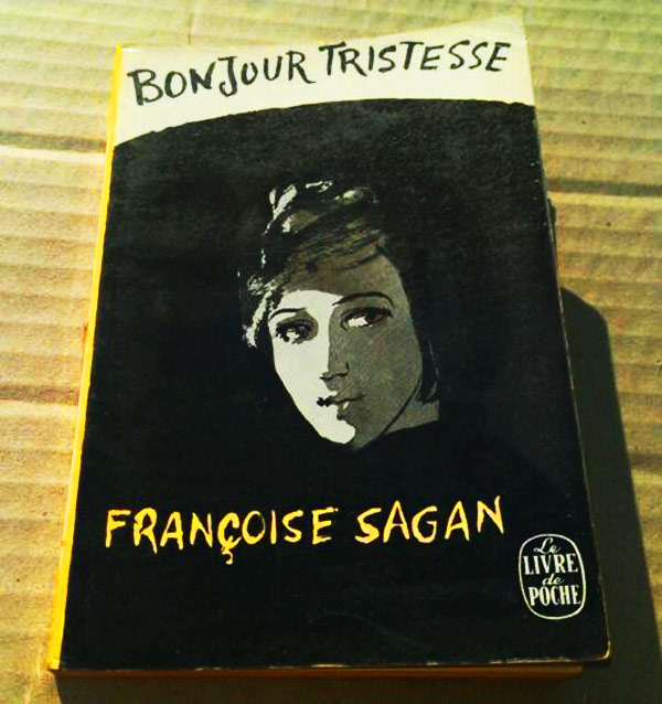 french essays on bonjour tristesse