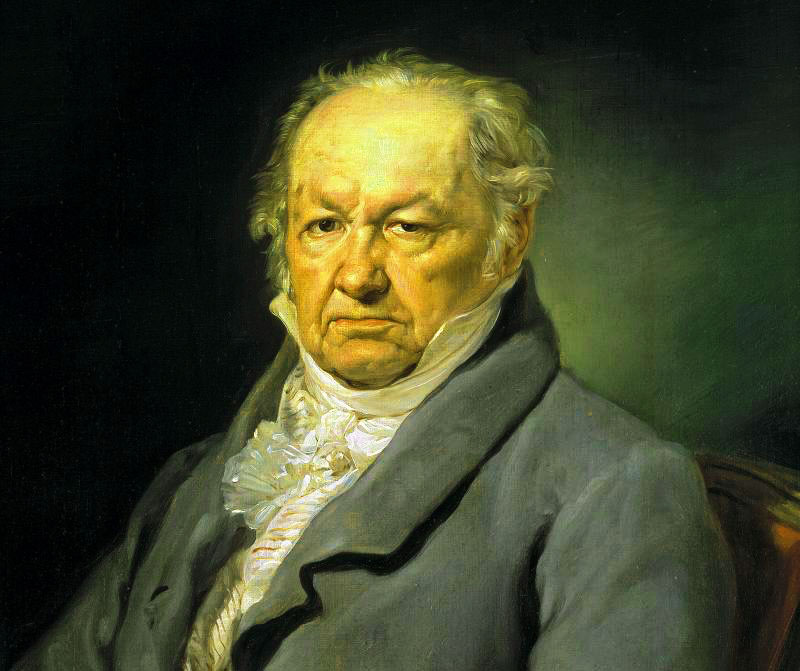 a biography of francisco goya a painter