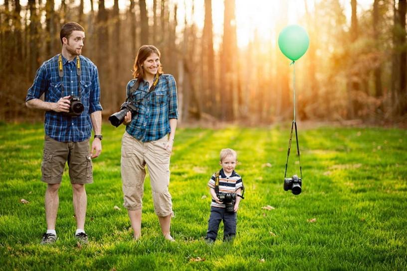 Идеи семейные на природе