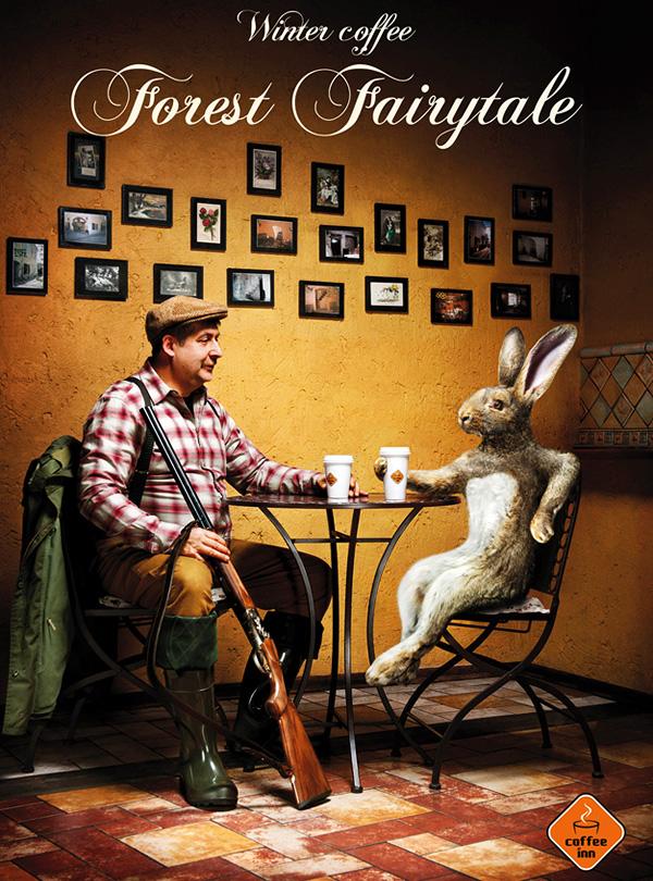 общем, пока креативная реклама кафе фото огромное количество разнообразных