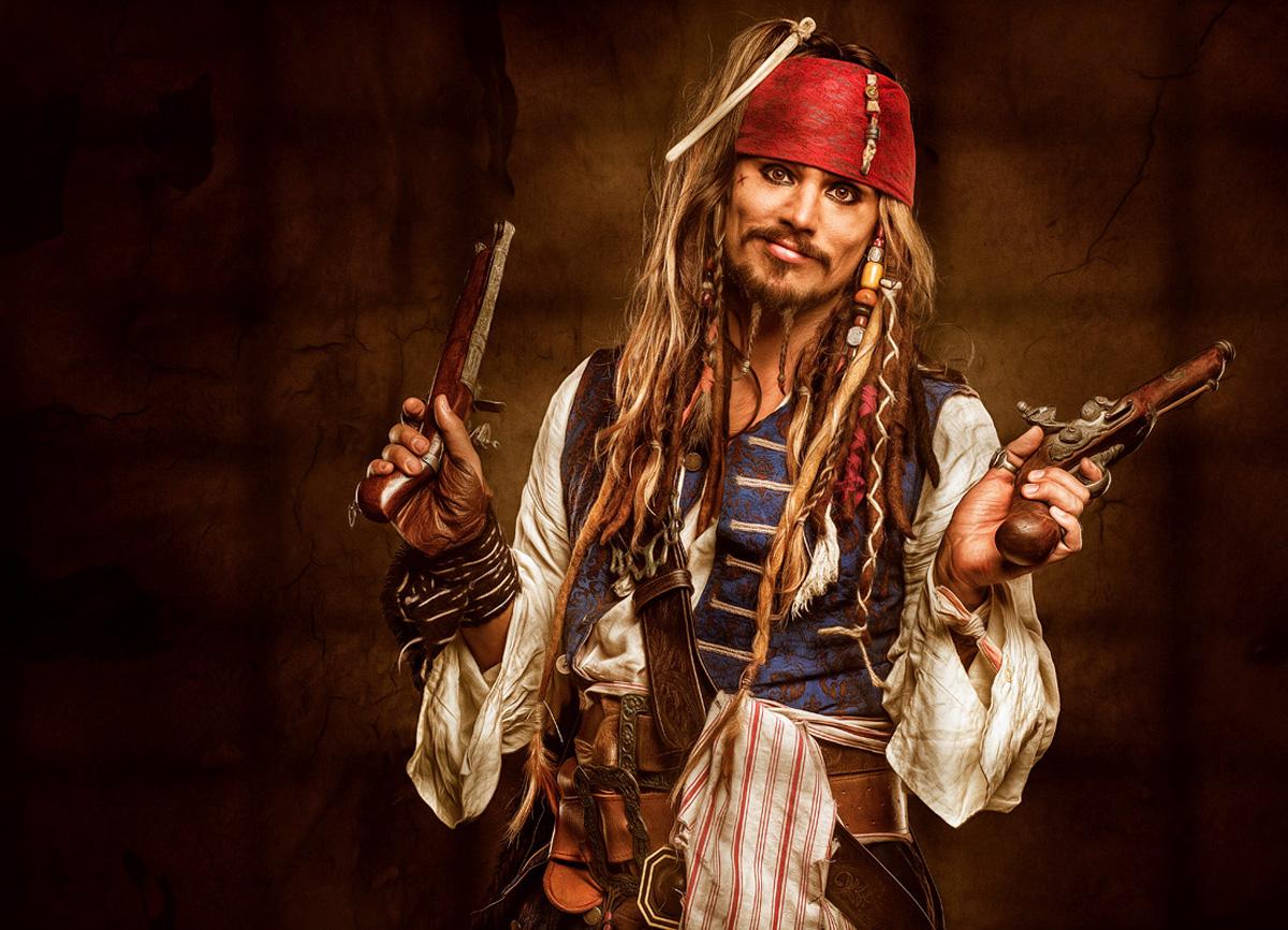 что этой картинки на аву пираты наряд